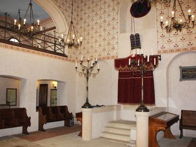 Turnovské svatby se nově mohou odehrávat i v synagoze