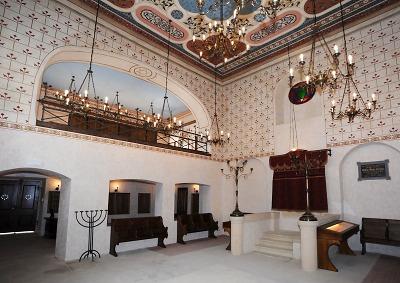 V rámci Dne židovských památek pořádají prohlídky i v Turnově