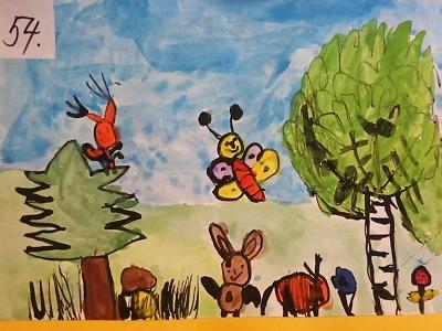 Výtvarná soutěž dětí z mateřských škol v Turnově zná své vítěze