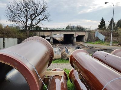 Velká rekonstrukce silnic byla v Turnově zahájena