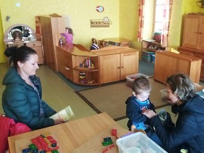 K zápisům do mateřských škol dorazilo v Turnově 261 dětí