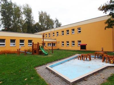 V turnovské MŠ a ZŠ Sluníčko v dubnu zahájí stavbu denního stacionáře