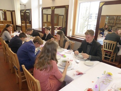 Turnovská ZŠ Žižkova spolupracuje s hotelovou školou
