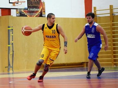 Basketbalisté Turnova prohráli sJosefovem, lepší to bylo sNáchodem