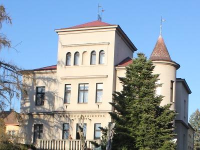 Listopadový program turnovské knihovny Antonína Marka
