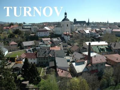 Město Turnov vyhlašuje dotační programy