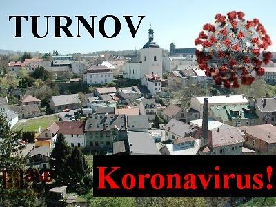 Turnov má potvrzený třetí a čtvrtý případ koronaviru