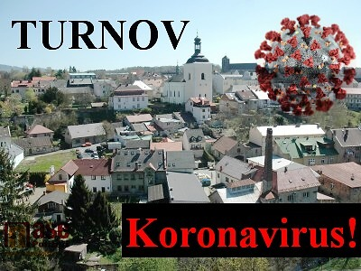Aktuální stav koronaviru v Turnově