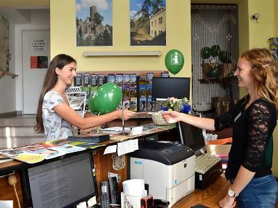 Informační centra v Českém ráji se opět těšila velkému zájmu turistů
