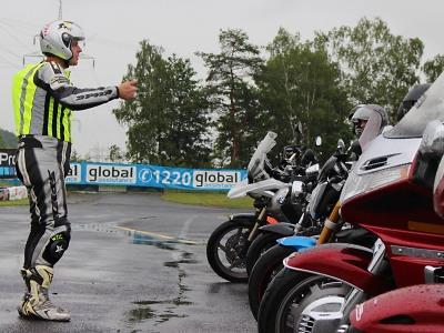 Zdokonalovací kurzy pomáhají chránit životy motocyklistů