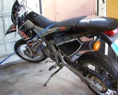 Ukradená motorka z Turnovska je zpátky u majitele