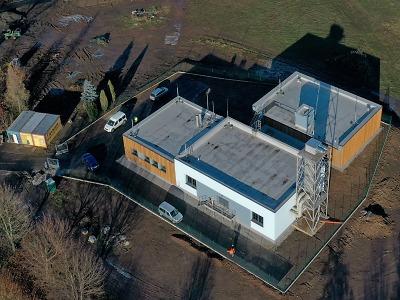 Ukončili rekonstrukci Úpravny vody Nudvojovice