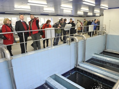 Úpravna vody v Příkrém má nyní nejmodernější technologii