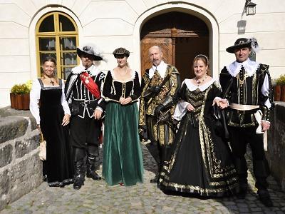 Na Valdštejně chystají v září koncerty i audienci u vévody