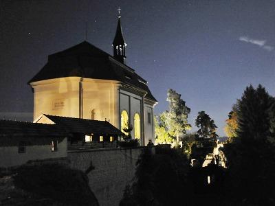 Noc kostelů na Valdštejně láká na zajímavý program!