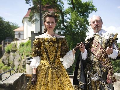 Prázdninová nabídka akcí na hradě Valdštejn
