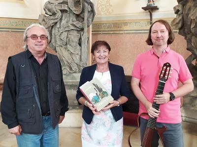Slovem i hudbou oslavili na Valdštejně Dny evropského dědictví