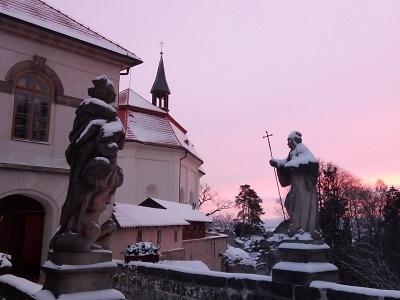 Vydařené Vánoce na hradě Valdštejn