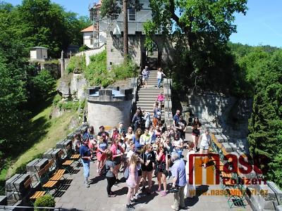 Hrad Valdštejn navštívilo do konce září téměř 57 tisíc lidí