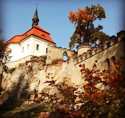 Hrad Valdštejn bude otevřen do konce října!