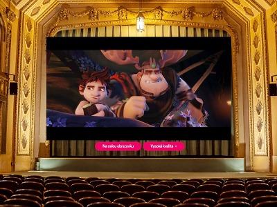 Semilské kino vysílá online, můžete tak vidět filmové novinky