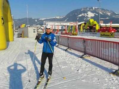 Běžci na lyžích Vejnar a Nesvadba úspěšní v rakouském Koasalaufu