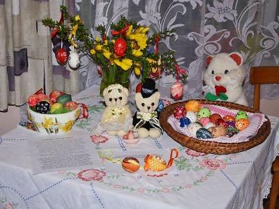 V Tatobitech pořádají výstavu Velikonoce nejen v lidové tradici