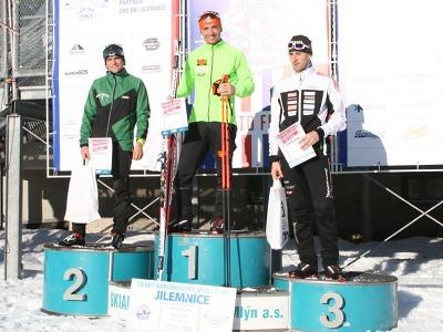 Prvním velkým lyžařským závodem byl 23. ročník Velké ceny Jilemnice