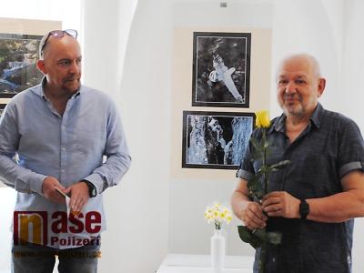 Fotografie Jiřího Salače můžete vidět v semilském muzeu