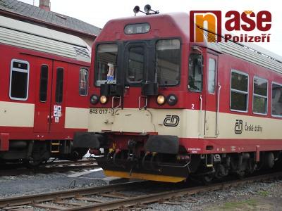 Výluka na trati mezi Starou Pakou a Libercem potrvá do 12. dubna