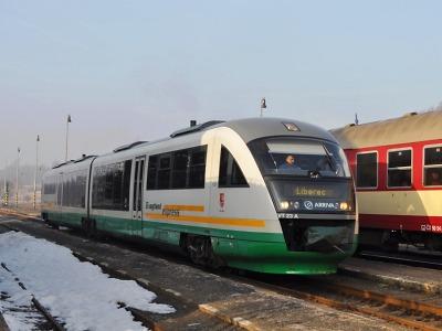 Chystají oslavy 160 let železniční tratě Liberec – Hrádek – Žitava