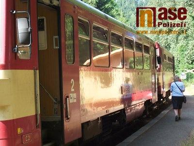 Výluka na trati z Martinic do Rokytnice probíhá až do 14. října