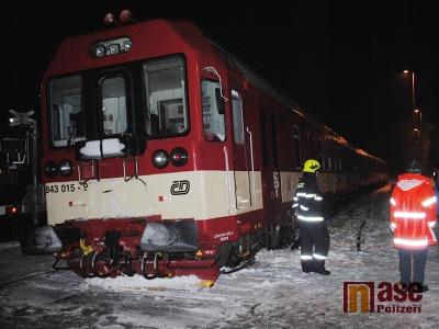 Neuvěřitelné! Další havárie, z Brodu do Tanvaldu se pojede až ve čtvrtek