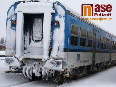 Na hlavním nádraží v Liberci vykolejil vlak