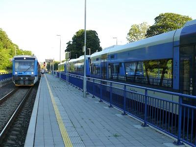 Železniční doprava na Frýdlantsku se vrací do normálu