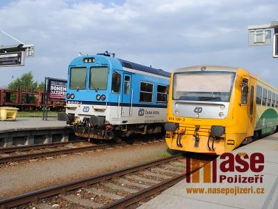 Vlaková výluka bude z důvodu kácení na trase Rovensko - Turnov