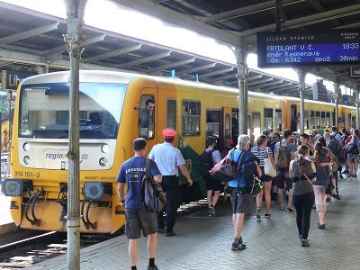 Výpadky vlaků na Frýdlantsku a Tanvaldsku ohrožují důvěru v železnici