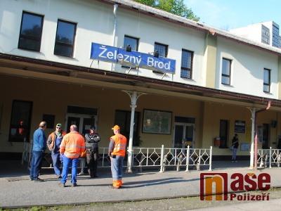 Výluka až do října znesnadní cestování na trati Stará Paka - Liberec