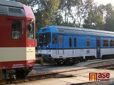 Liberecký kraj důrazně žádá o místo na mapě kvalitních železnic