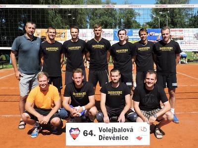 Turnovští volejbalisté zahájili přípravu na sezonu turnajem v Dřevěnici
