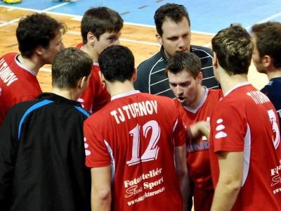 Turnovští volejbalisté vezou dvě cenné výhry ze Sokolova