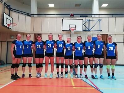 Turnovské béčko žen hrálo proti vedoucí  Lokomotivě Liberec