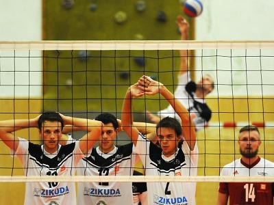 Čtyři body pro Turnov z dvojutkání s MFF Praha