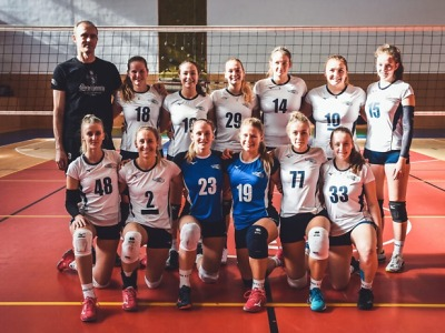 Ligové ženy Turnova v Jablonci bez bodů