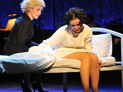 Vrabčák a Anděl budou zpívat v turnovském divadle