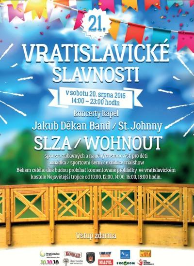 Na Vratislavických slavnostech zazpívá Jakub Děkan, Slza i Wohnout