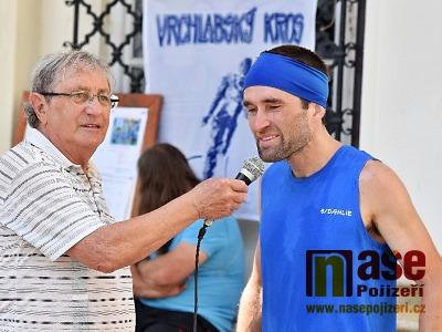 FOTO: Vítězem 23. ročníku Vrchlabského krosu je Radim Berka