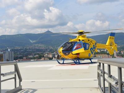 Liberecký kraj zajistí provoz speciálních činností LZS do roku 2028