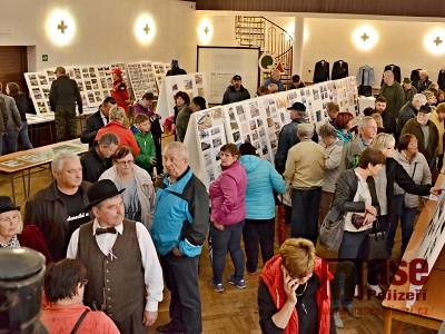 FOTO: V Libštátě připomínají 160. výročí dráhy Pardubice – Liberec