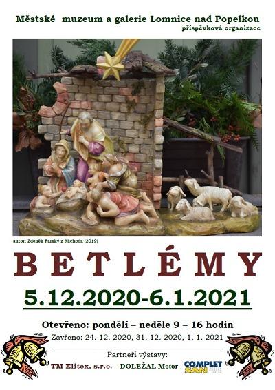 Lomnické muzeum otevřeno, zahajuje výstavu betlémů